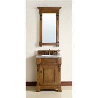 "James Martin 26"" Brookfield Single Vanity - Country Oak 147-114-V26-COK"