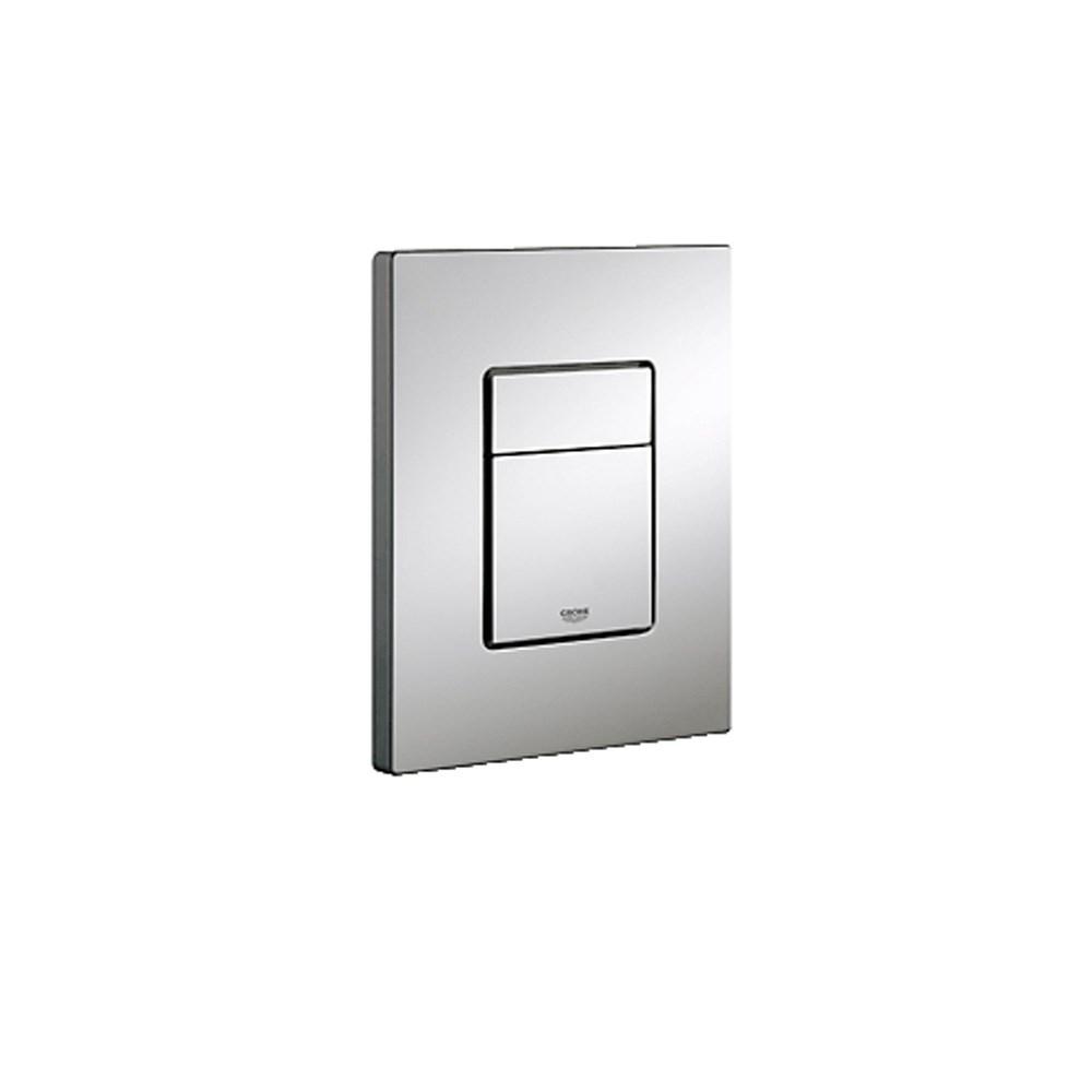 Grohe Skate Cosmopolitan Anti-fingerprint Wall Plate - Titaniumnohtin Sale $119.99 SKU: GRO 38732BR0 :