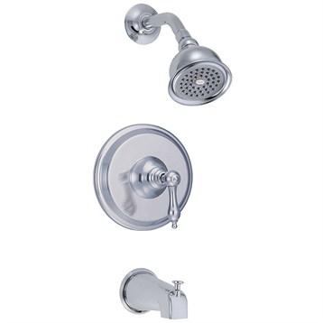Danze® Fairmont™ Single Handle Tub & Shower Faucet Trim Kit   Chrome