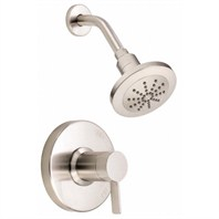 Danze® Amalfi Single Handle Shower Faucet Trim Kit - Brushed Nickel D520530BNT