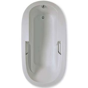 "Americh Madison Oval 6042 Tub (60"" x 42"" x 22"") OM6042"