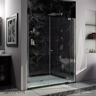 "Bath Authority DreamLine Allure Shower Door (54""-61"")"