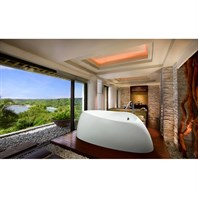 Aquatica Organic Freestanding Light Weight Stone Bathtub Aquatica Organic