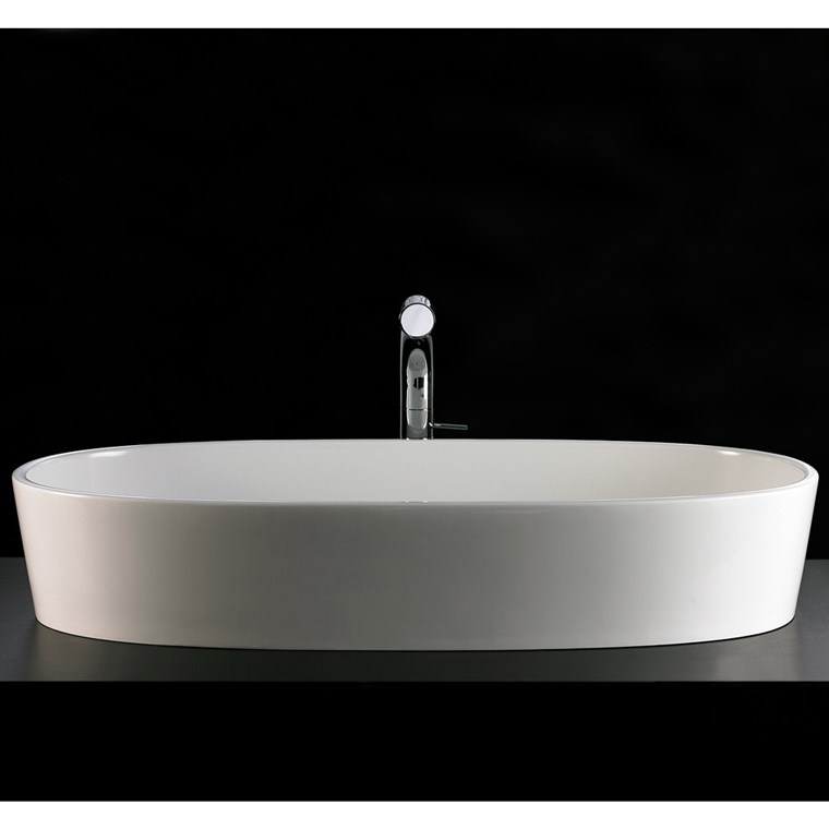 ios 80 Vessel Sink by Victoria and Albert VB-IOS-80-NO (CS822)