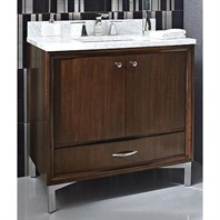 "Fairmont Designs Seascape 36"" Vanity - Whiskey 152-V36"