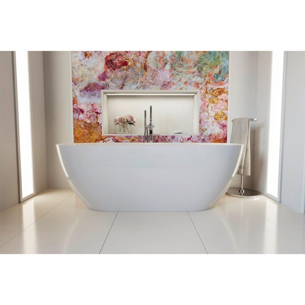 Oval Freestanding Bathtub