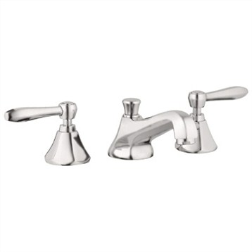 Grohe Somerset Lavatory Wideset, Infinity Brushed Nickel by GROHE