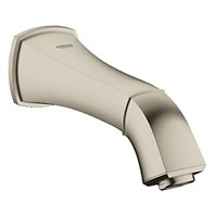 Grohe Grandera Bathtub Spout - Brushed Nickel GRO 13342EN0