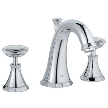 Grohe Kensington Lavatory Wideset, Starlight Chrome by GROHE