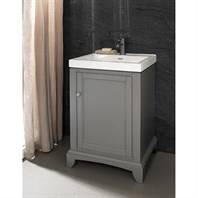 "Fairmont Designs Smithfield 21"" Vanity - Medium Gray 1504-V2118"