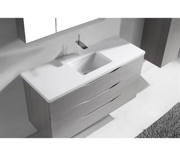 Madeli Bolano 48 Quot Bathroom Vanity For Quartzstone Top Ash