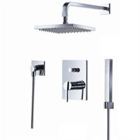 fluid Toucan Pressure Balancing Shower Set w/ Handheld Trim Package F1641-T
