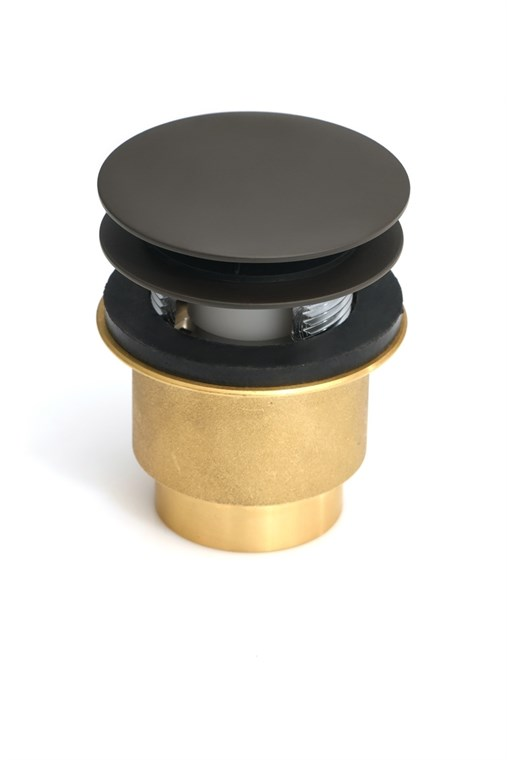 Euroclicker Waste Overflow Kit, Oil Rubbed Bronze Euroclicker-FA-ORB