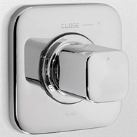 TOTO Upton™ One-Way Volume Control Trim TS630C2