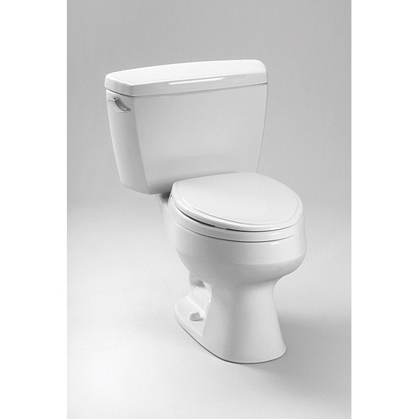 TOTO Carusoe™ Two-Piece Toilet, 1.6 GPF | Free Shipping - Modern ...