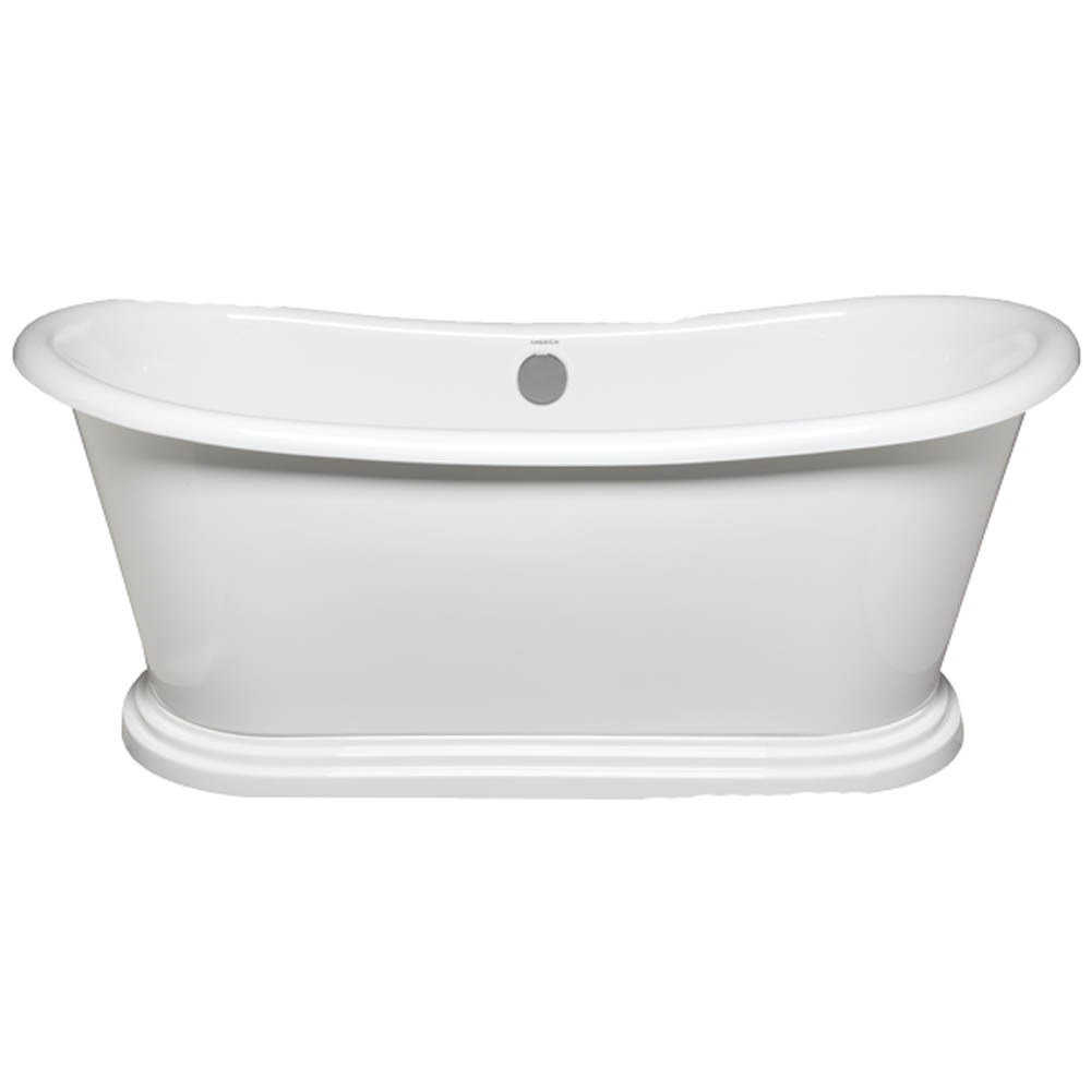 "Americh Sawyer 6428 Freestanding Tub (64"" x 28"" x 26"")nohtin Sale $3900.00 SKU: SW6428T :"