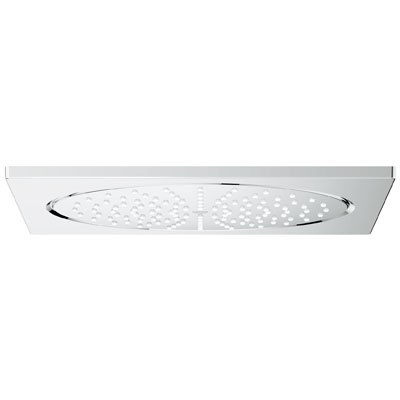 Grohe Rainshower F Series Ceiling Shower Head - Starlight Chrome GRO 27468000