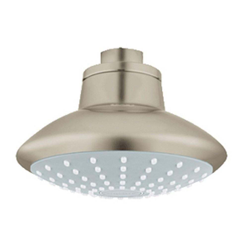 Grohe Euphoria 110 Mono Shower Head - Brushed Nickel Infinitynohtin Sale $85.99 SKU: GRO 27810EN1 :