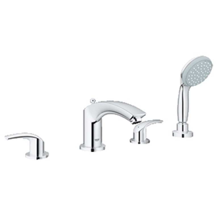 Grohe Eurosmart 4-Hole Bath Combination GRO 25170