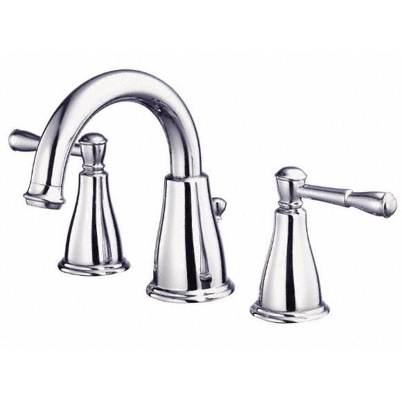 Danze® Eastham Two Handle Widespread Lavatory Faucet - Chromenohtin Sale $191.25 SKU: D304115 :