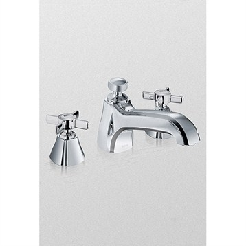 Toto Guinevere Deck Mount Faucet Free Shipping Modern Bathroom