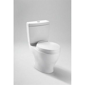 TOTO Aquia II Dual Flush Two Piece Toilet   Free Shipping   Modern Bathroom