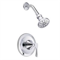 Danze Antioch Trim Only Single Handle Pressure Balance Shower Faucet - Chrome D513522T