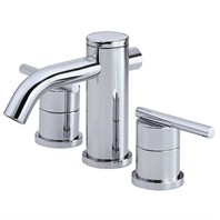 Danze® Parma™ Widespread Lavatory Faucets - Chrome