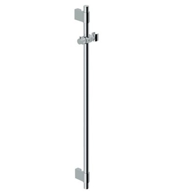 "Grohe 24"" Shower Bar - Starlight Chrome GRO 28797001"