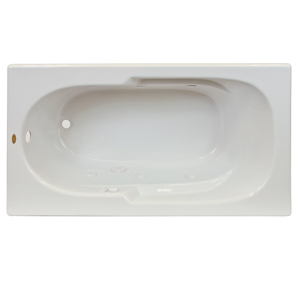 Jacuzzi Signature 6036 Drop-In Rectangle Tub | Free Shipping ...