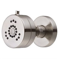 Danze® Parma™ Two Function Wall Mount Body Spray - Brushed Nickel