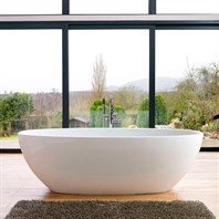 Barcelona Bathtub by Victoria and Albert BAR-N-SW-OF (C5865)