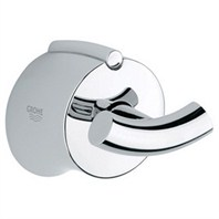 Grohe Tenso Robe Hook - Starlight Chrome