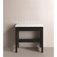 Design Element Make-up Table - Espresso MUT