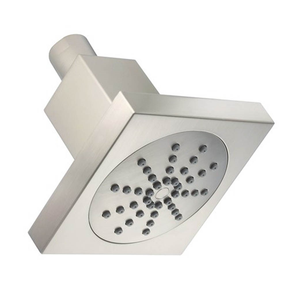 "Danze 4"" Square 1 Function Showerhead 1.5gpm - Brushed Nickelnohtin Sale $53.25 SKU: D460063BN :"