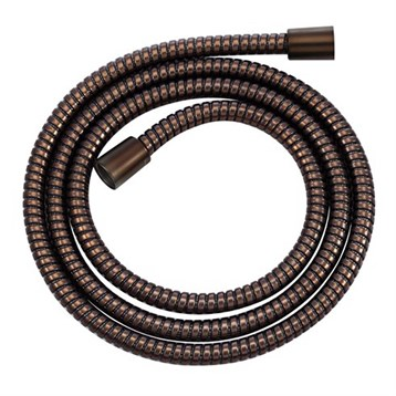 "Danze 72"" Polymer M-Flex Shower Hose w/ Brass Conicals, Tumbled Bronze D469030BR by Danze"