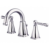 Danze® Eastham Two Handle Widespread Lavatory Faucet - Chrome D304115