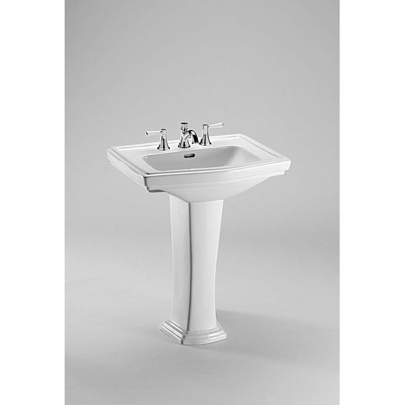 TOTO Clayton™ Pedestal Lavatorynohtin Sale $772.00 SKU: LPT780 :