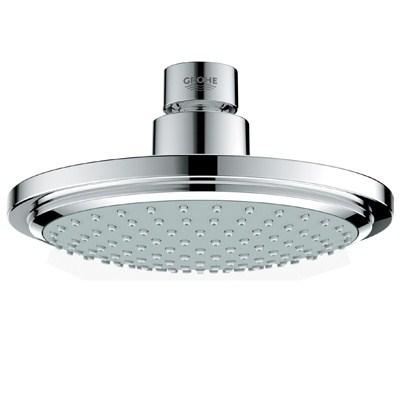 Grohe Euphoria Shower Head WaterCare - Starlight Chromenohtin Sale $76.99 SKU: GRO 27807000 :