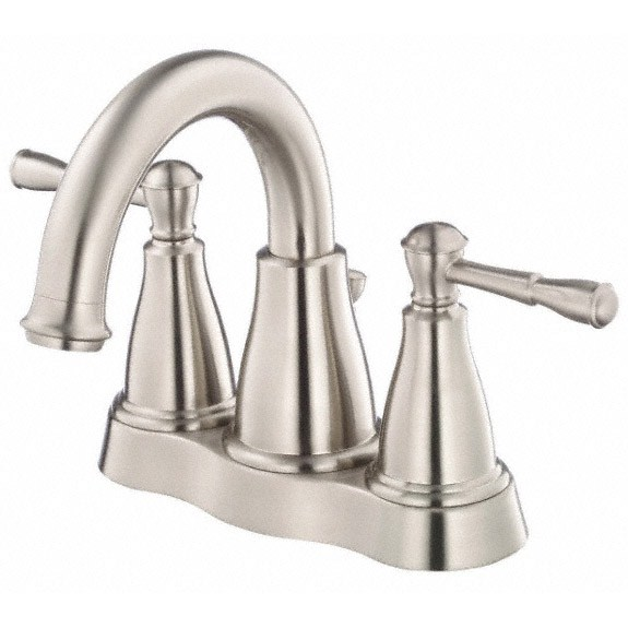 Danze® Eastham Two Handle Centerset Lavatory Faucet - Brushed Nickelnohtin Sale $153.00 SKU: D301115BN :