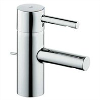 Grohe Essence Lavatory Centerset - Starlight Chrome