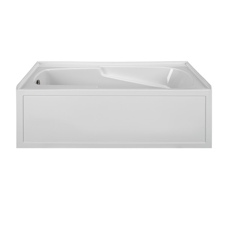 "MTI Basics Integral Skirted Bathtub (60"" x 32"" x 19.25"") MBIS6032"