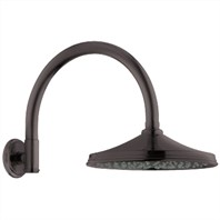 Grohe Rainshower Retro Shower Arm - Oil Rubbed Bronze