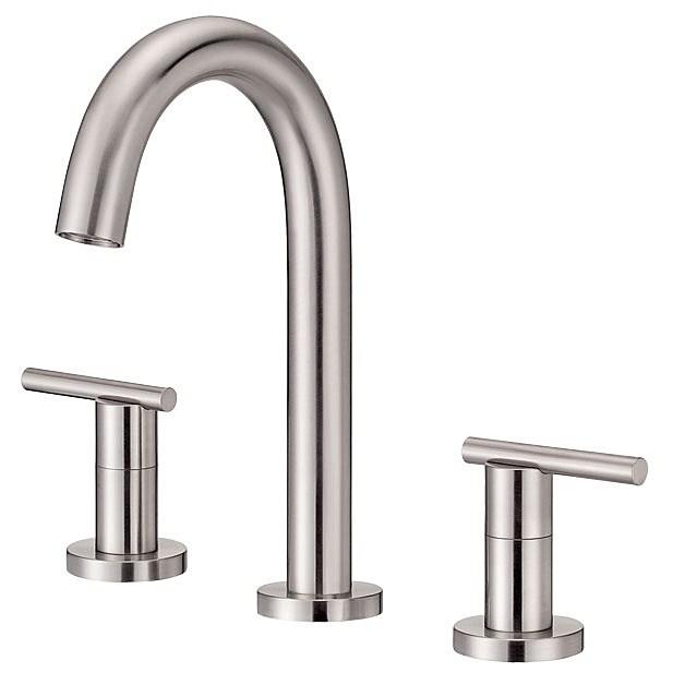 Danze® Parma™ Trim Line Widespread Lavatory Faucet - Brushed Nickelnohtin Sale $392.25 SKU: D304658BN :