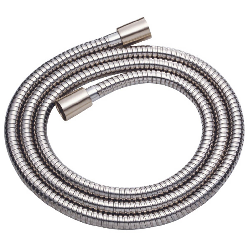 "Danze 72"" All Metal Interlock Shower Hose w/ Brass Conicals - Brushed Nickelnohtin Sale $37.50 SKU: D469020BN :"