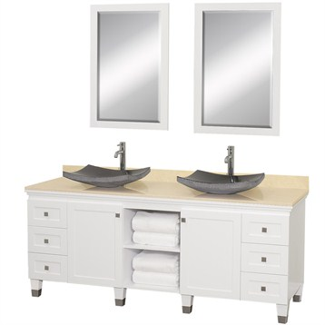 Premiere 72 bathroom double vanity by wyndham collection white free shipping modern bathroom Premiere bathroom design reviews