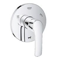 Grohe Eurosmart 5-Port Diverter Trim GRO 19972