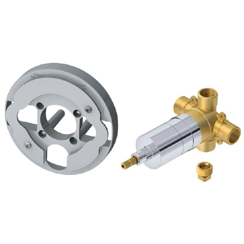 Danze 1H Tub U0026 Shower Pressure Balance Washerless Valve W/out Stops CPVC    Pro Pack | Free Shipping   Modern Bathroom
