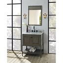 "Fairmont Designs Toledo 30"" Vanity with Doors - Driftwood Gray 1401-30_"