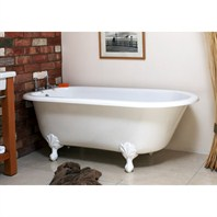 Wessex Bathtub by Victoria and Albert